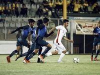 برد ۱۳ بر صفر ایران مقابل مالدیو +عکس