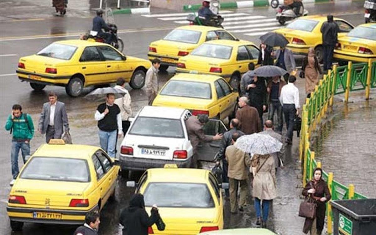 معاینه فنی تاکسیها تا پایان هفته رایگان شد