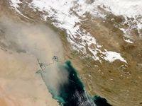 طوفان عشایرنشینان خوزستان را گرفتار کرد