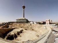 واکنش شهردار تهران به ایمنی گود مجاور مرکز همایشهای برج میلاد/ ضرورت ساخت سازه جدید