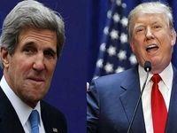 کری: ترامپ همه نگرانیهای رهبر ایران را تائید کرد