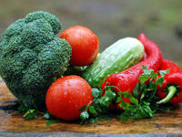 مواد غذایی که خام خوردنشان بهتر است