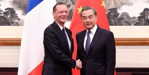 تداوم تلاشهای چین و فرانسه برای حفظ برجام