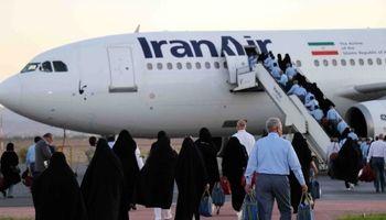 جابهجایی ۳۰هزار زائر حج تمتع از فرودگاه امام