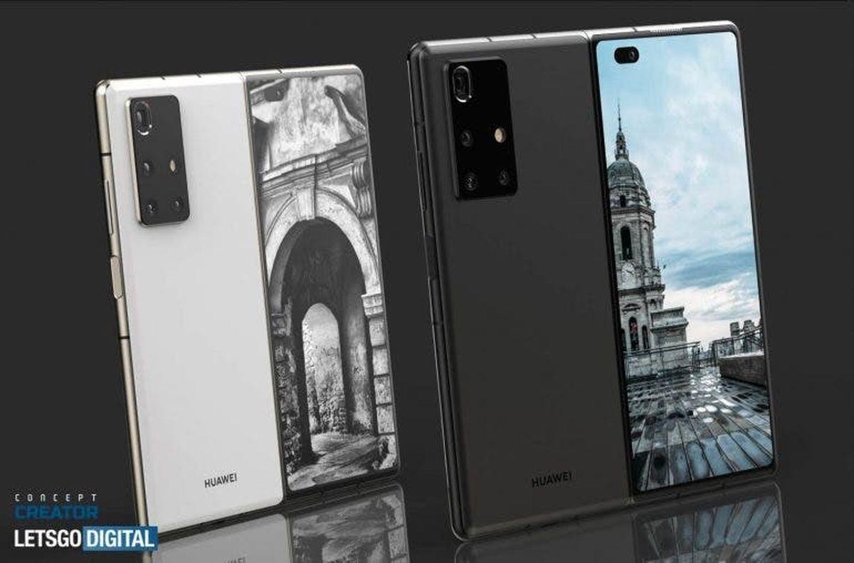استفاده از پردازنده Kirin ۹۰۰۰ در گوشی هوآوی  Huawei Mate X2