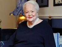 مرگ بازیگر مشهور در 104سالگی +عکس