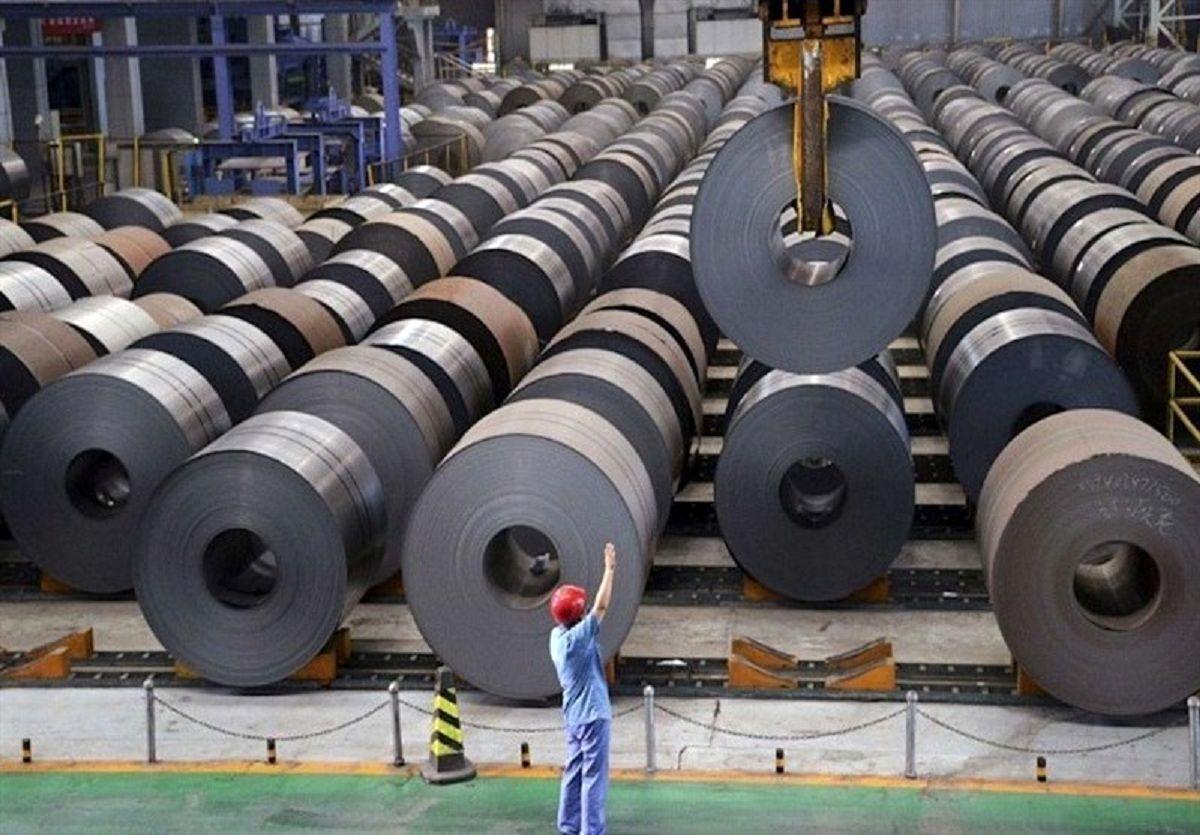 صنعت فولاد به تولید ۵۵ میلیون تن میرسد؟