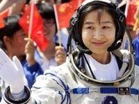 نخستین زن فضانورد به ماه میرود