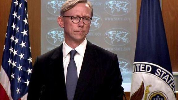 هوک: سیاست تحریمها علیه ایران ادامه مییابد