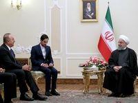 ایران آماده گسترش روابط با ترکیه در بخش انرژی/ ضرورت استفاده دو کشور از پول ملی در تبادلات تجاری