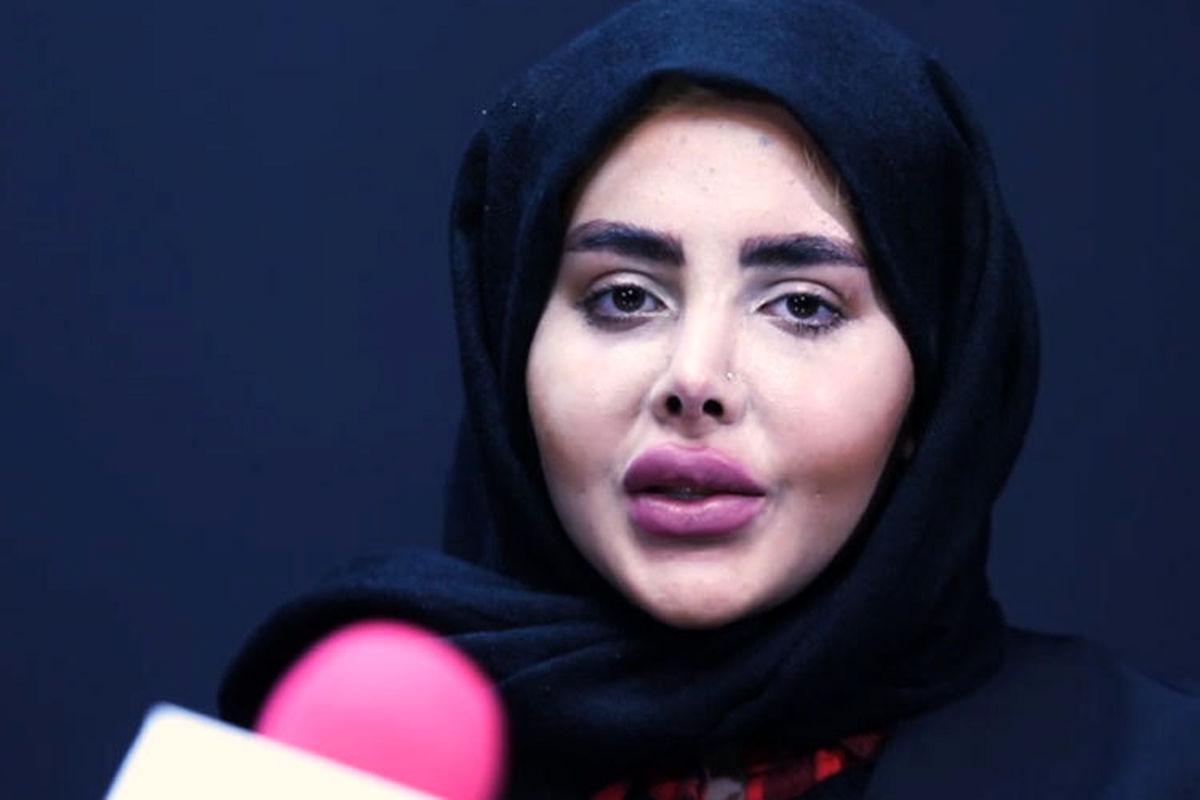 سحر تبر : توبه نامه نوشتهام +عکس و فیلم