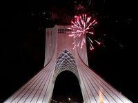 نورافشانی 40میدان پایتخت همزمان با 22بهمن