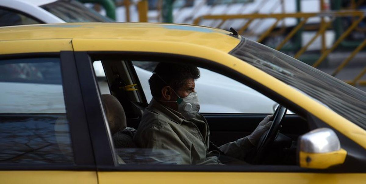 لیست بیمه رانندگان تاکسی به روز میشود