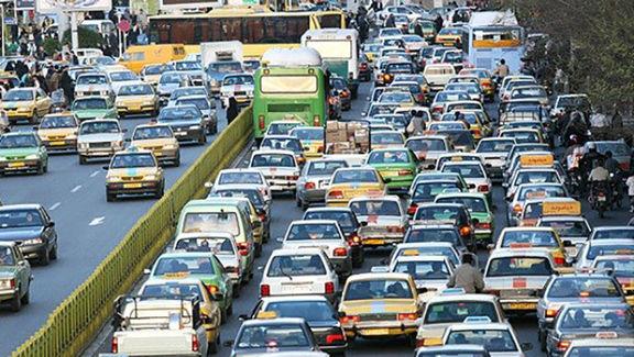 ترافیک تهران مصنوعی است