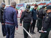 649سارق و مالخر در تهران دستگیر شدند +تصاویر