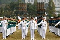 شصت و نهمین سالگرد روز نیروی مسلح در کرهجنوبی +تصاویر