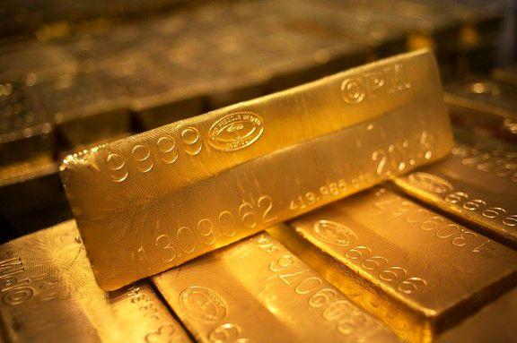 تکان آرام طلا در بازار جهانی