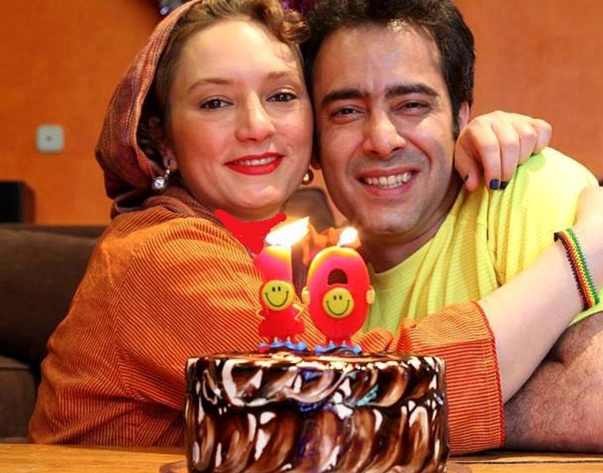 تغییر چهره سحر ولدبیگی و همسرش + عکس