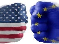 آمریکا از پاسخ اروپا به تحریمها علیه ایران مأیوس شد