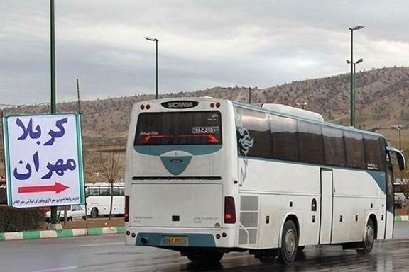 اختصاص ۱۰۰درصد ناوگان اتوبوسی در ۴روز