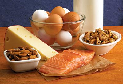 کمبود پروتئین وعوارض آن؟