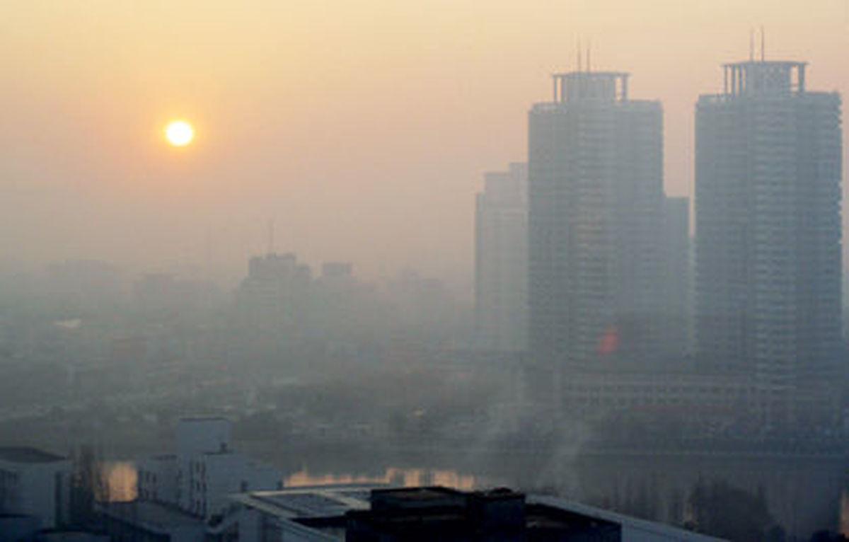 آلودگی هوا احتمال چاقی را افزایش میدهد