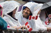 یکصدوپنجاهمین سالگرد استقلال کانادا +تصاویر