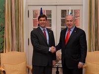 دیدار و گفتوگوی نتانیاهو با وزیر دفاع آمریکا درباره ایران