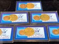 طلا و سکه کمی ارزان شد/ حرکت معکوس طلای داخلی نسبت به اونس جهانی