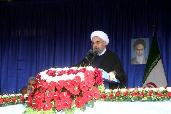 روحانی: از مهر سال۹۷ گاز به زابل میرسد/ بزرگترین بندر آینده ایران، چابهار خواهد بود/ آغاز ۲۲طرح بزرگ در دولت دوازدهم در سیستان و بلوچستان