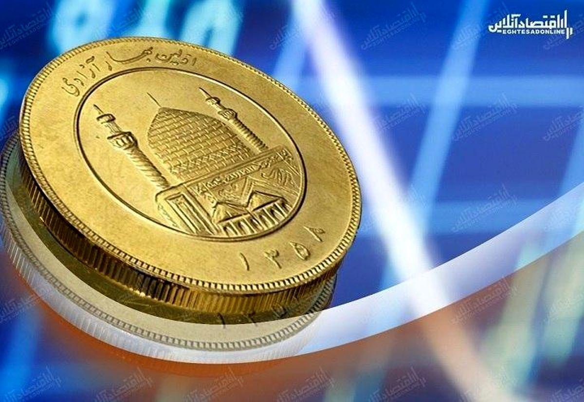 قیمت سکه امروز چند؟ (۱۴۰۰/۷/۲۲)
