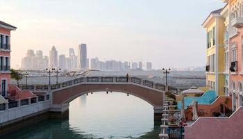 ساخت شهری در قطر برای میزبانی جام جهانی +تصاویر
