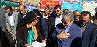 سفر محمد باقر نوبخت به کردستان +تصاویر