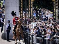 غش کردن دو سرباز گارد ملکه انگلیس +تصاویر