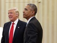 ترامپ مجبور است از اوباما عذرخواهی کند