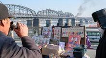 تصاویری کمتر دیده شده از مرز کره شمالی و چین
