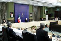 تصویری از اولین جلسه شورای عالی امنیت ملی با ترکیب جدید سران قوا