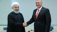 روحانی با رئیسجمهوری کوبا دیدار کرد