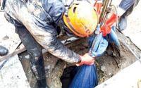 افشای راز وقوع یک جنایت با کشف جسد در چاه