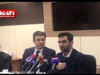 انتقاد صریح وزیر ارتباطات از تبلیغات همراه اول +فیلم