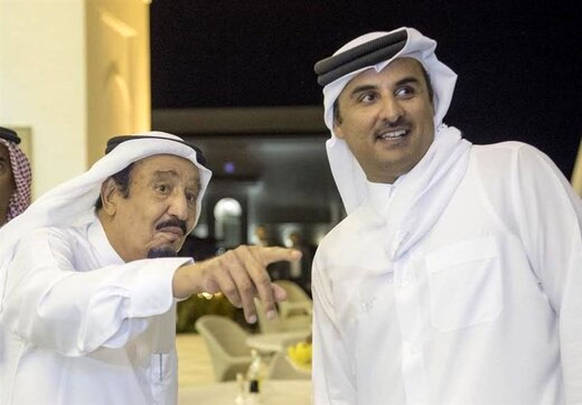آشتی قطر و عربستان بدون کشورهای عربی امکان دارد؟