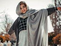 هنرپیشه زن جوان هم به چالش 10سال قبل پیوست +عکس