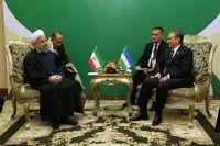 مانعی برای توسعه روابط ایران و ازبکستان وجود ندارد