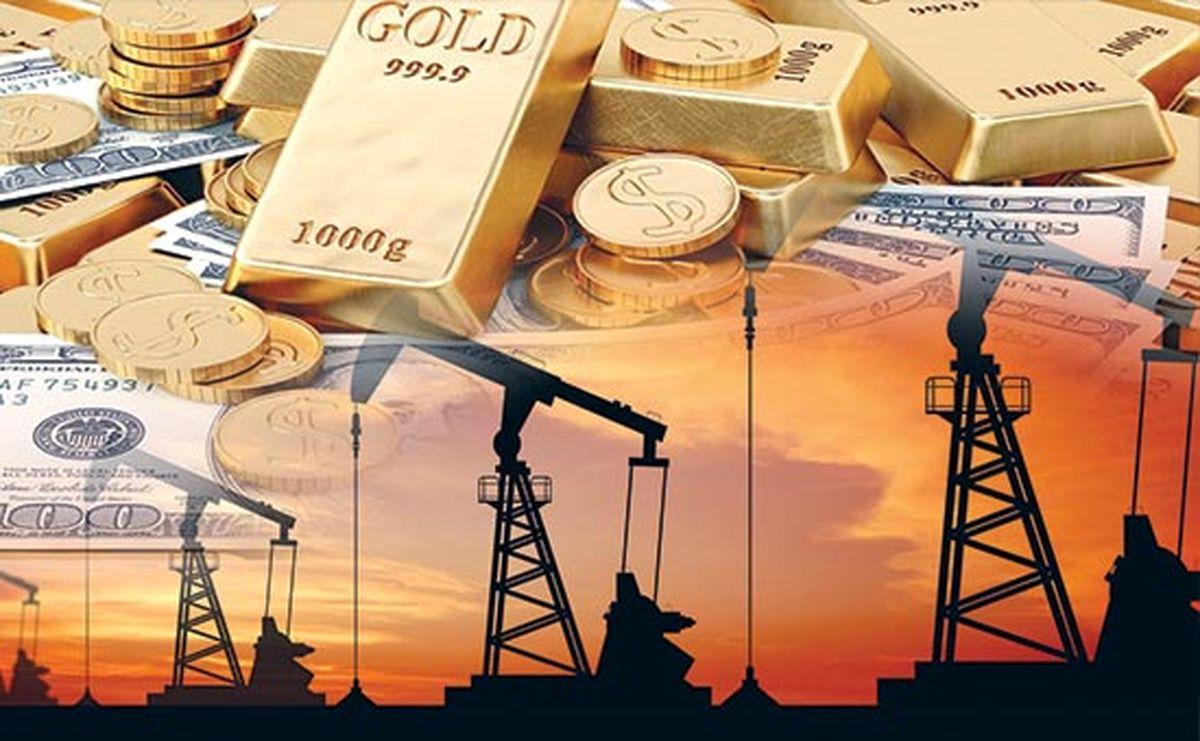 بازار تحت تاثیر رابطه نفت و دلار