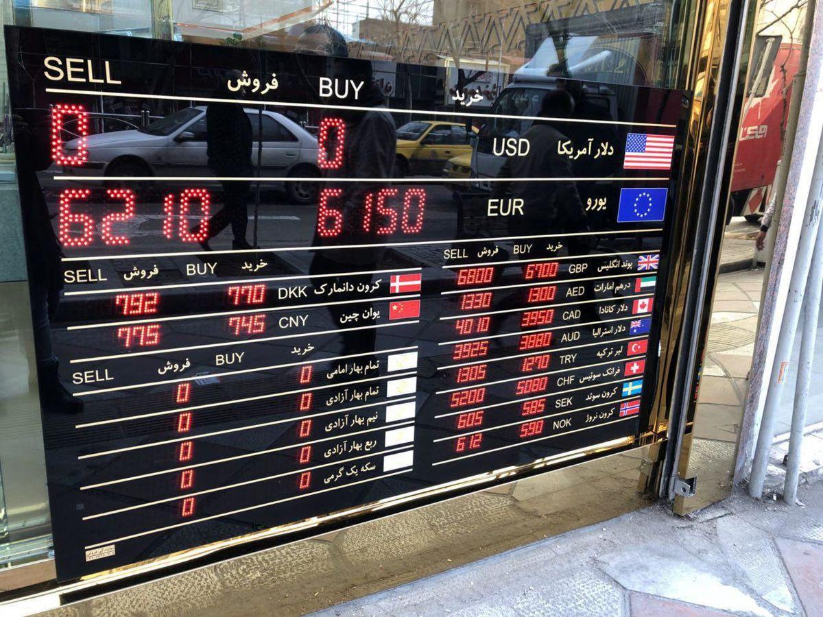 شروط واردات و فروش اسکناس ارز برای صرافیها