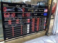 بازار ارز و تب داغ خرید و فروش/ نوسانات بازار ارز فروکش نکرد/ حذف قیمت دلار از تابلوی صرافیها