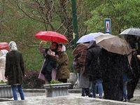 تداوم بارشها در نوار شرقی کشور