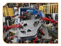 سایپا از واردات تجهیزات تولید مجموعههای دَرب خودرو بینیاز شد