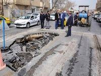 کدام مناطق تهران در معرض خطر فرونشست هستند؟