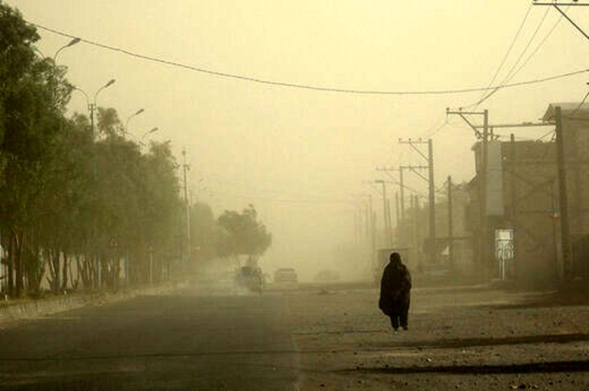 هشدار درباره وقوع طوفان و بارش شدید باران تا آخر هفته